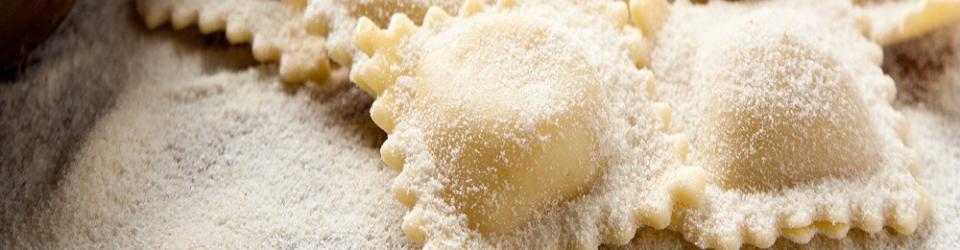 Pasta aan Zee